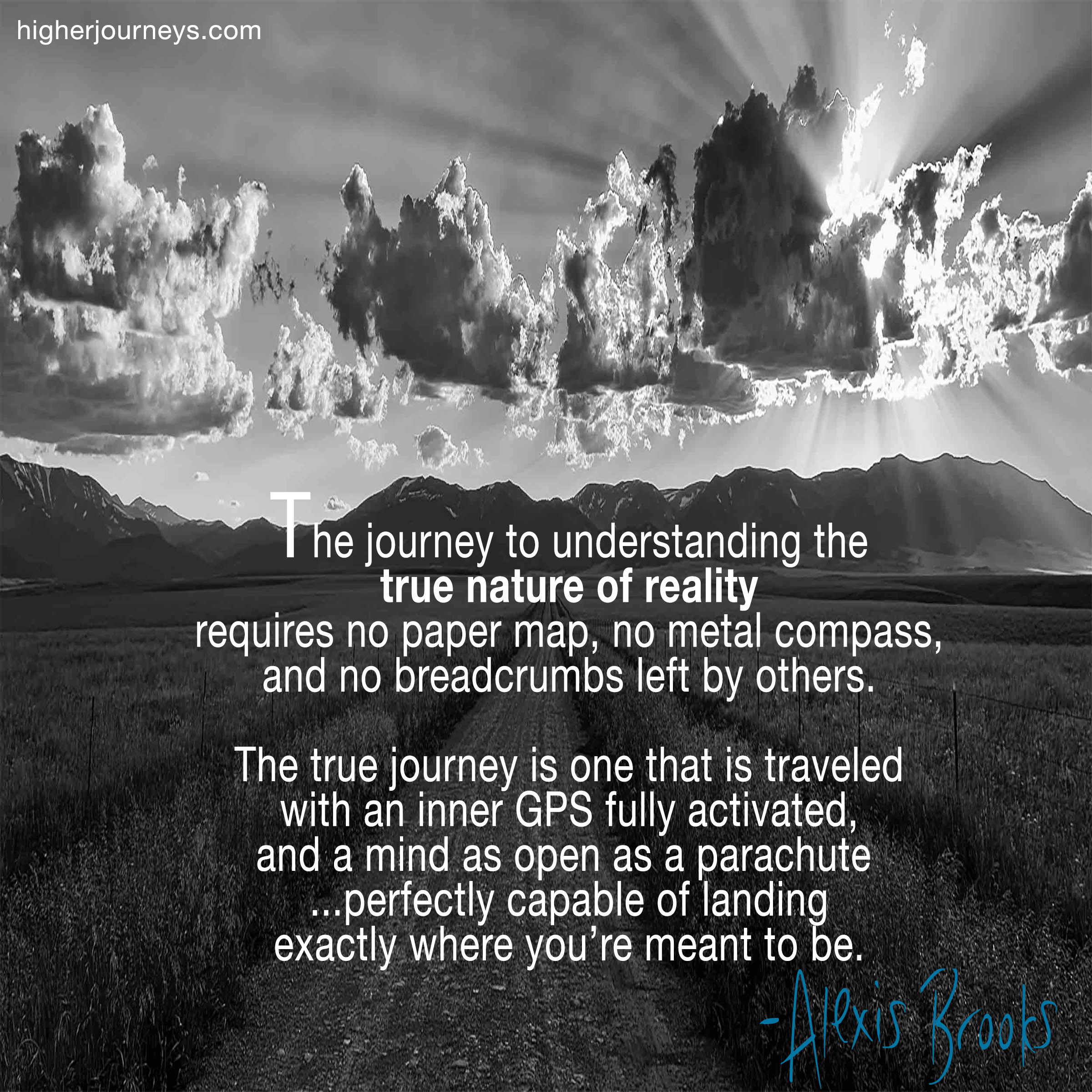 Quotes Journey Quote Gallery  Higher Journeys