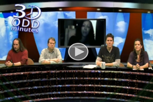 Talking Animal Reincarnation on 30 Odd Minutes TV.