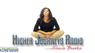 The All New Higher Journeys Radio with Alexis Brooks!