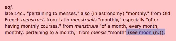 menstrual.dictionary