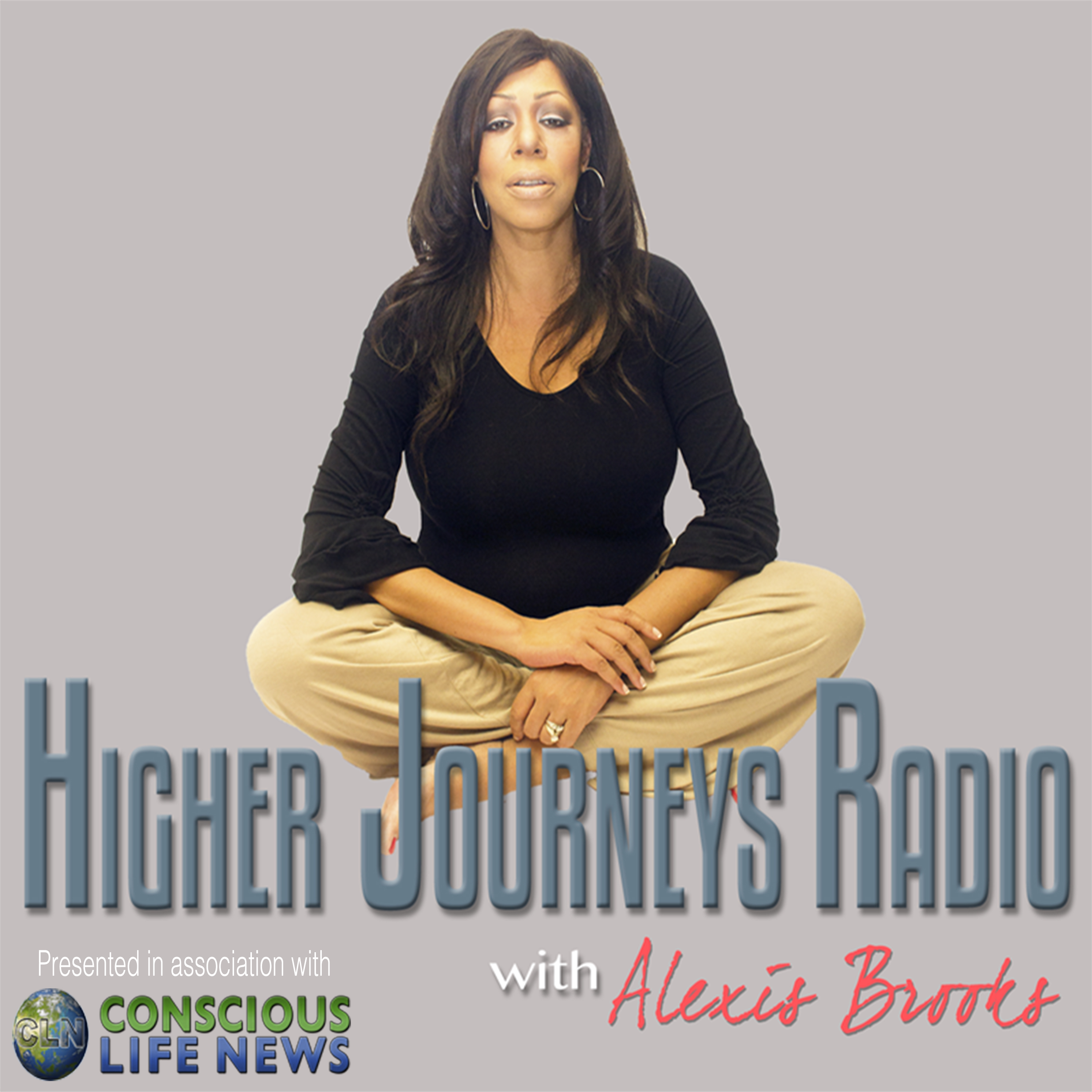 Higher Journeys Radio with Alexis Brooks