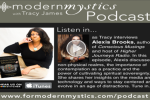Appearing on Modern Mystics Podcast