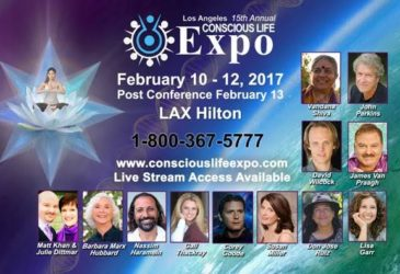 15th Annual Conscious Life Expo