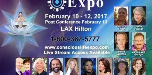 15th Annual Conscious Life Expo