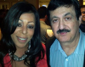 On the scene with Coast-to-Coast AM's George Noory