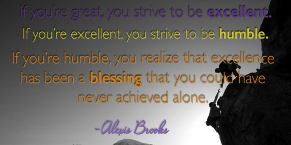 excellence quote 1