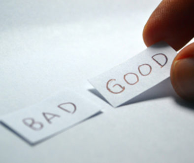 bad good