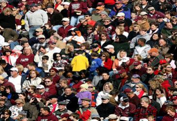 crowd of people HJ