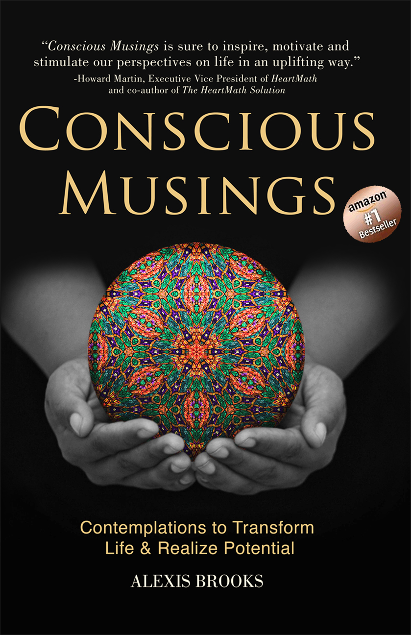 What's Conscious Musings all about? Click the book image to find out!