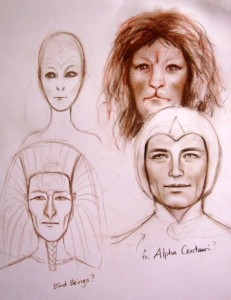 Mary-Groups of Beings