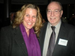 Edgar Mitchell and Cynthia Sue Larson